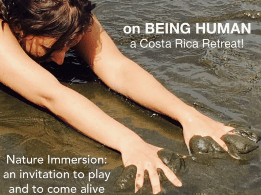 2019 on Being Human:  opening the senses in movement and nature
