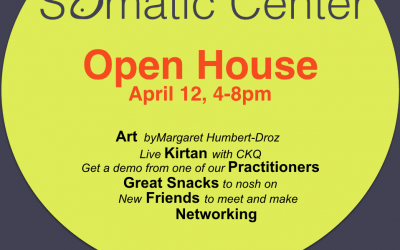 Somatic Center's Open House